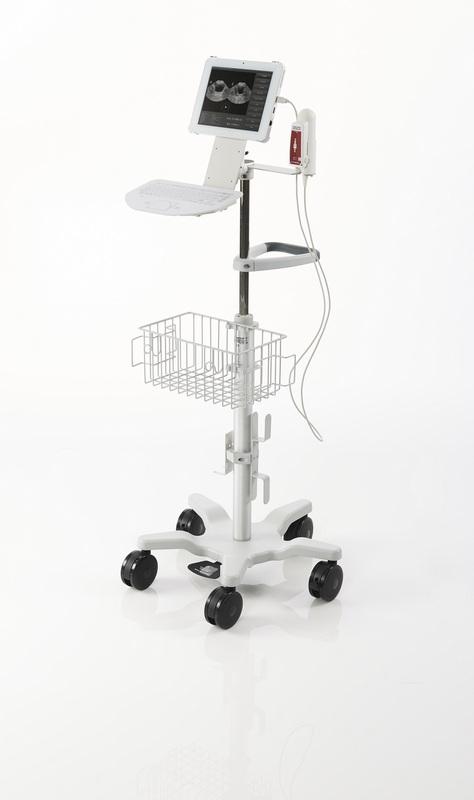 VitaScan Medical Cart