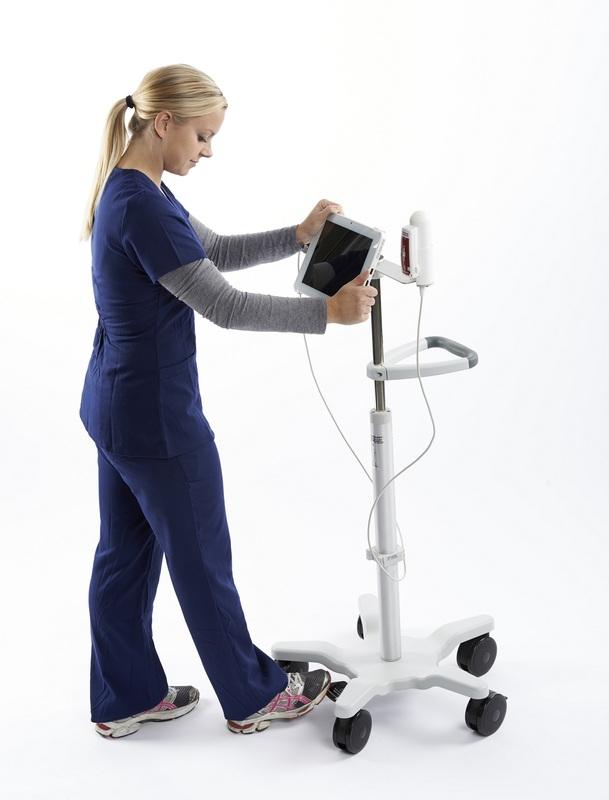 VitaScanLT Medical Cart4